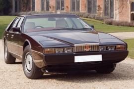 Aston Martin Lagonda se odvážil použít zcela nové designérské řešení, které dodnes vyvolávají spory.