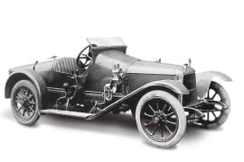 Aston Martin prototyp Coal Scuttle z roku 1914