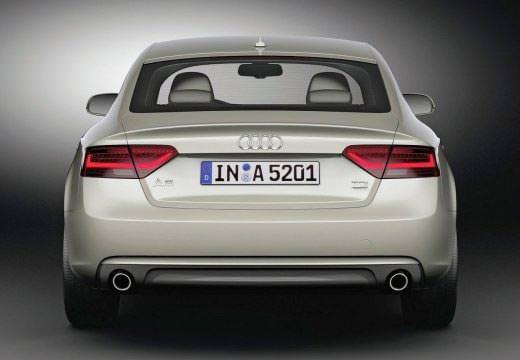 Audi A5 zadní světla