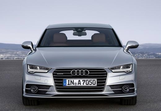 Audi A7 přední světla