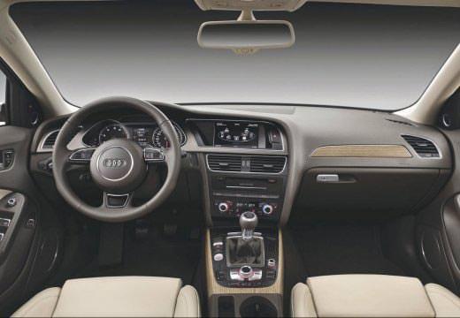Audi kabina