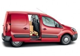 Citroën Berlingo ze strany