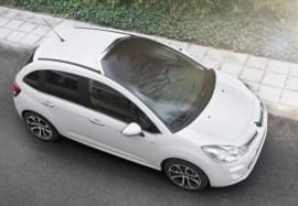 Citroën C3 shora