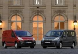 Citroën Jumpy jako transporter und minibus