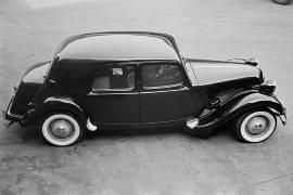 Citroën Avant Traction shora