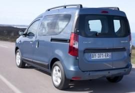 Dacia Dokker zezadu