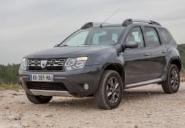 Dacia Duster zepředu