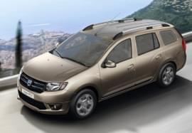 Dacia Logan shora