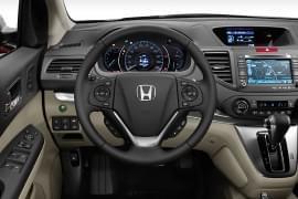 Honda CR-V interiér