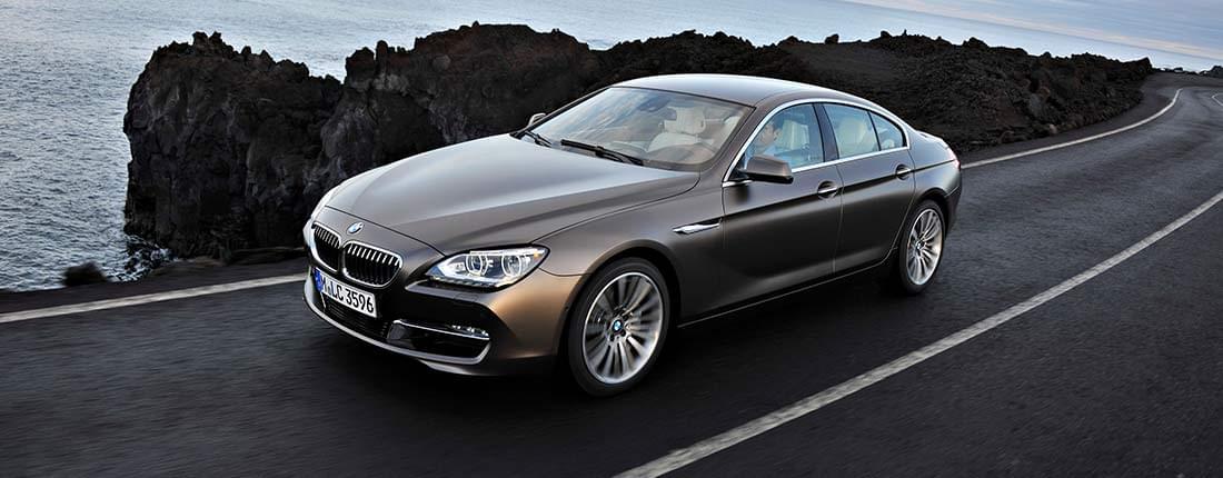 BMW řady 6