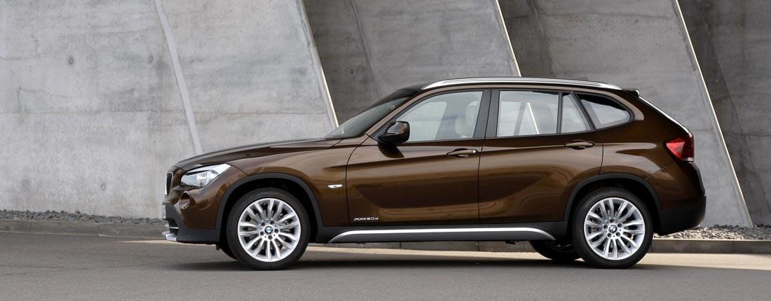 BMW řady X
