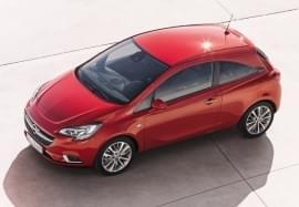 Opel Corsa shora