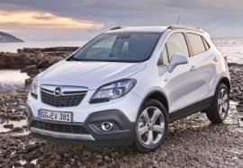 Opel Mokka zepředu