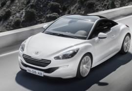 Peugeot RCZ shora