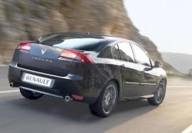 Renault Laguna zadní pohled