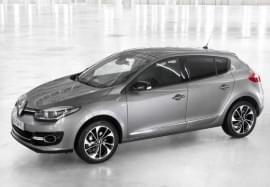 Renault Megane postranní pohled