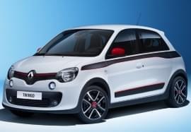Renault Twingo postranní pohled