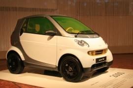 Koncept Smart prezentovaný na Mezinárodním autosalonu ve Frankfurtu IAA