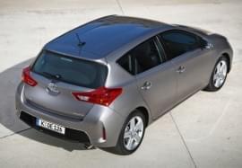 Toyota Auris shora